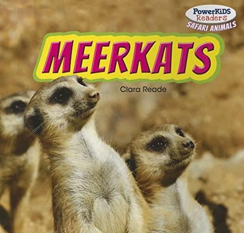 9781448874743: Meerkats (Powerkids Readers: Safari Animals)