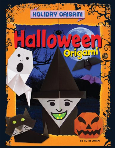 Halloween Origami (Holiday Origami (Powerkids)): Ruth Owen