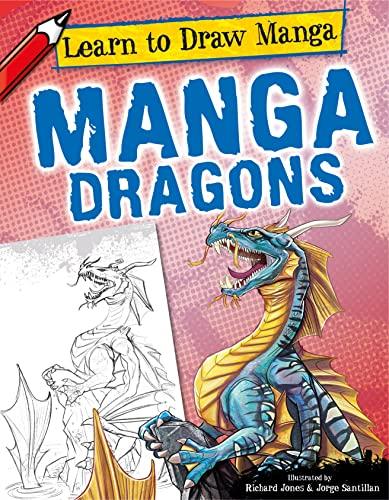9781448879458: Manga Dragons (Learn to Draw Manga)