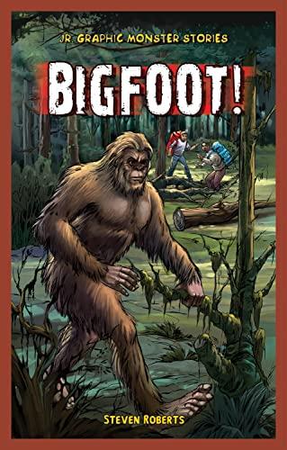 9781448880010: Bigfoot! (JR. Graphic Monster Stories)