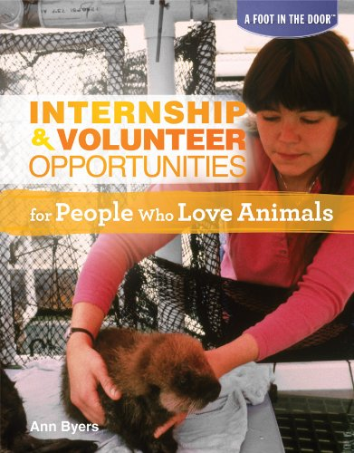 Internship & Volunteer Opportunities for People Who: Byers, Ann