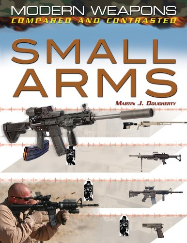 9781448892457: Small Arms (Modern Weapons: Compared and Contrasted)
