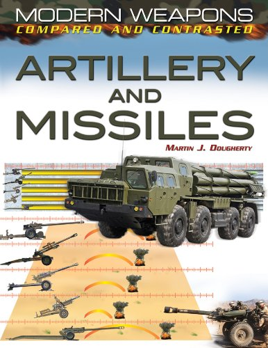 9781448892471: Artillery and Missiles (Modern Weapons: Compared and Contrasted)