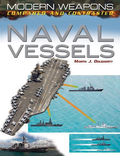 Naval Vessels (Modern Weapons: Compared and Contrasted): Martin J. Dougherty