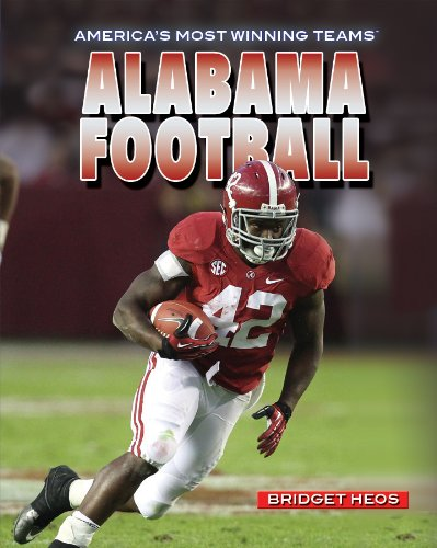 9781448894246: Alabama Football (America's Most Winning Teams)