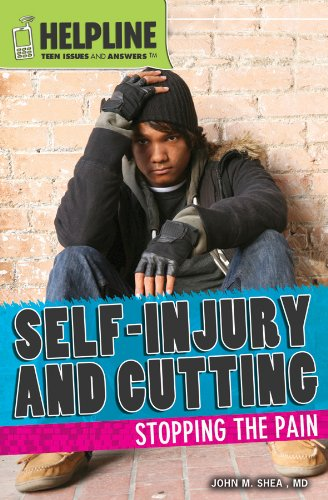 9781448894482: Self-Injury and Cutting: Stopping the Pain (Helpline: Teen Issues and Answers)