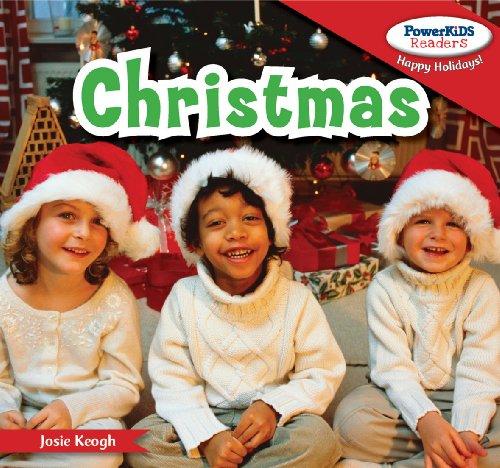 Christmas (Powerkids Readers: Happy Holidays!): Keogh, Josie