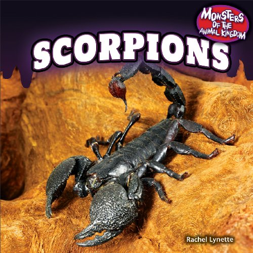 Scorpions (Monsters of the Animal Kingdom): Lynette, Rachel
