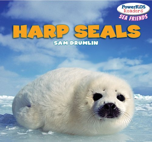 9781448897506: Harp Seals (Powerkids Readers: Sea Friends)