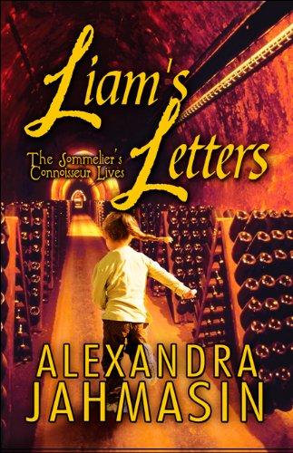 Liam's Letters: The Sommelier's Connoisseur Lives: Jahmasin, Alexandra