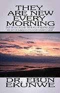 9781448962440: They Are New Every Morning: That you may declare the praises of Him who called you out of darkness into His Wonderful light