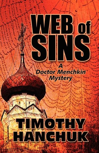 9781448963652: Web of Sins: A Doctor Menchkin Mystery