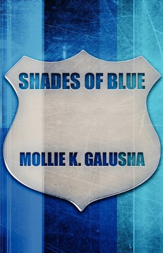 Shades of Blue: Mollie K. Galusha