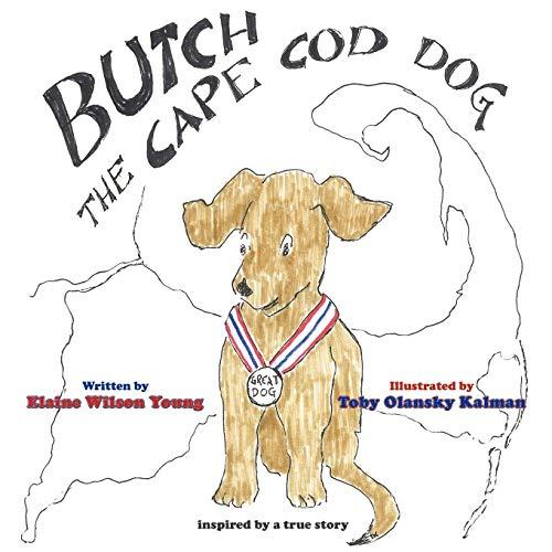 9781449005368: Butch, The Cape Cod Dog