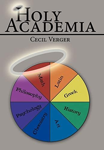 Holy Academia: Cecil Verger