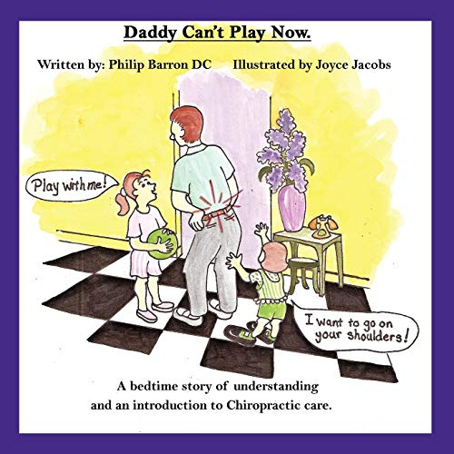 Daddy Can t Play Now: A Bedtime: Philip Barron DC