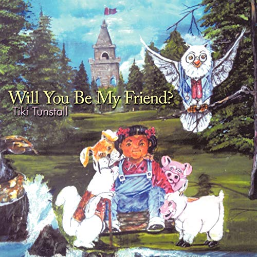 Will You Be My Friend: Tiki Tunstall