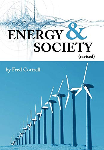 9781449031695: Energy & Society (Revised): The Relation Between Energy, Social Change, and Economic Development