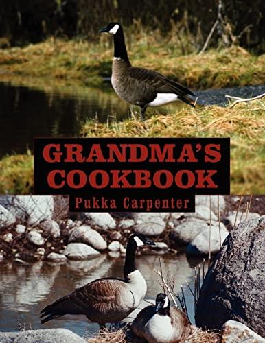 Grandma's Cookbook: Pukka Carpenter