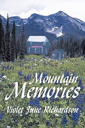 9781449042028: Mountain Memories