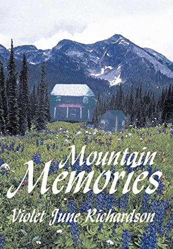 9781449042035: Mountain Memories