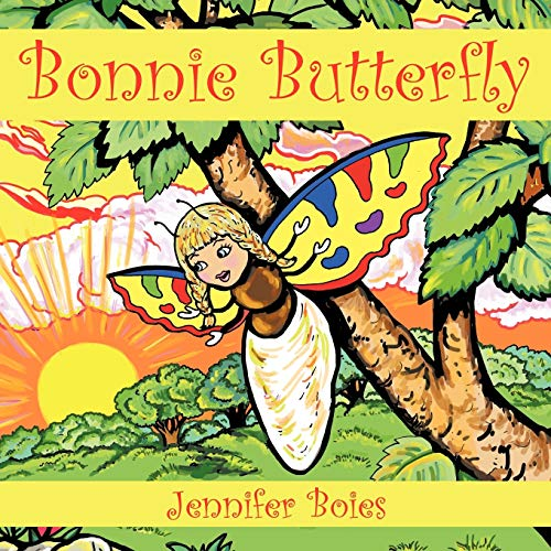 9781449049133: Bonnie Butterfly