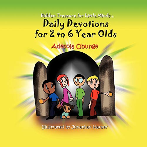9781449053727: Daily Devotions for 2 to 6 Year Olds: Hidden Treasure for Little Minds (R)