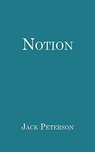 9781449081508: Notion