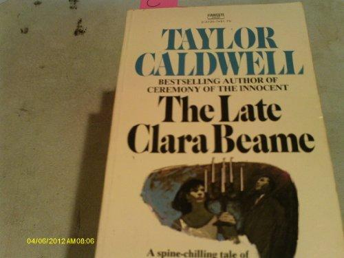 9781449219314: The Late Clara Beame (Crest Suspense, M1931)