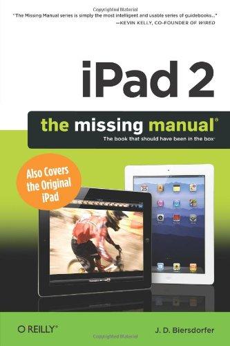 9781449301736: iPad 2: The Missing Manual