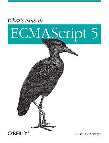 9781449304775: What's New in ECMAScript 5