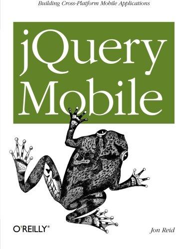9781449306687: jQuery Mobile