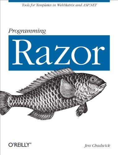 9781449306762: Programming Razor
