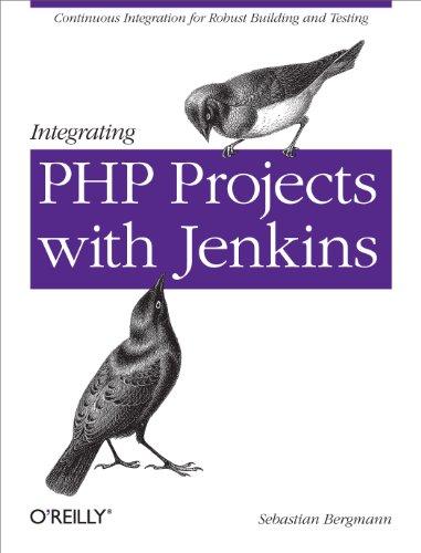 Integrating PHP Projects with Jenkins: Sebastian Bergmann