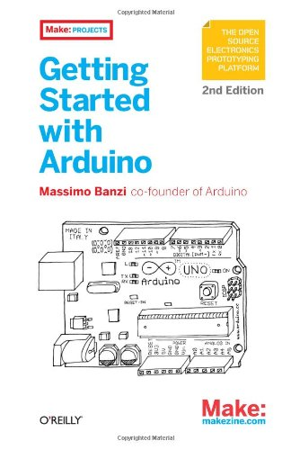 9781449309879: Getting Started with Arduino