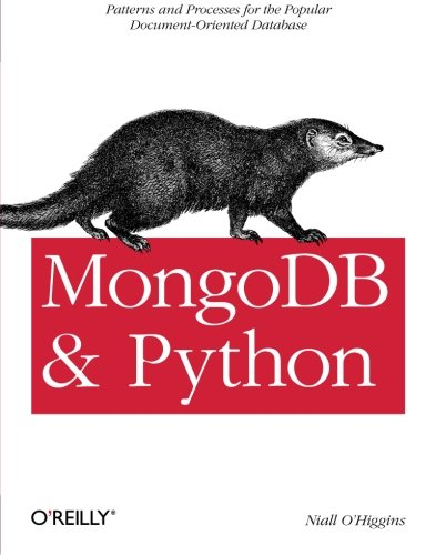 9781449310370: MongoDB and Python: Patterns and processes for the popular document-oriented database