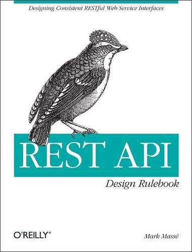 9781449310509: REST API Design Rulebook