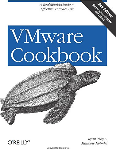 9781449314477: VMware Cookbook: A Real-World Guide to Effective VMware Use