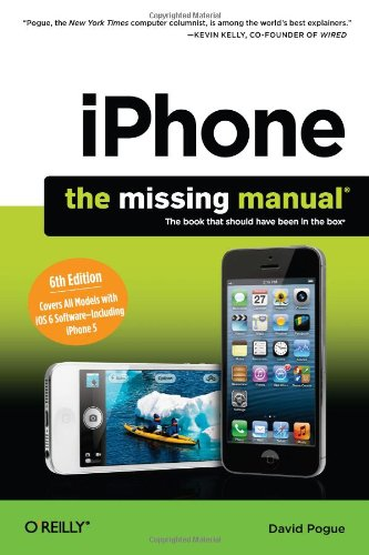 9781449316488: iPhone: The Missing Manual (Missing Manuals)