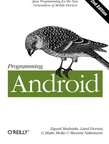 9781449316648: Programming Android: Java Programming for the New Generation of Mobile Devices