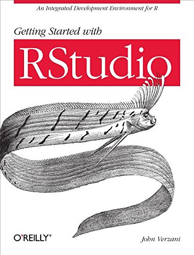 9781449317072: Getting Started with Rstudio