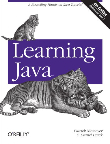 9781449319243: Learning Java: A Bestselling Hands-On Java Tutorial