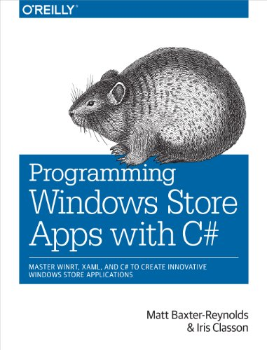 9781449320850: Programming Windows Store Apps with C#