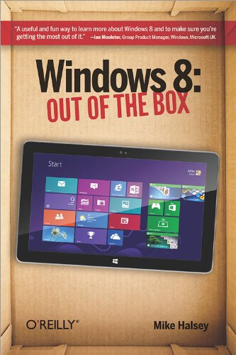 9781449326647: Windows 8: Out of the Box