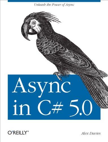 Async in C# 5.0: Davies, Alex