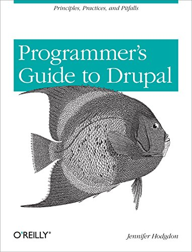 9781449343316: Programmer's Guide to Drupal
