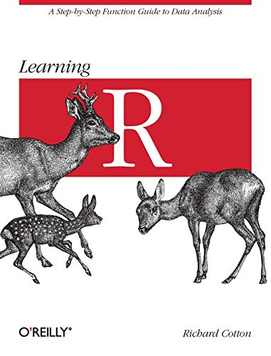 9781449357108: Learning R
