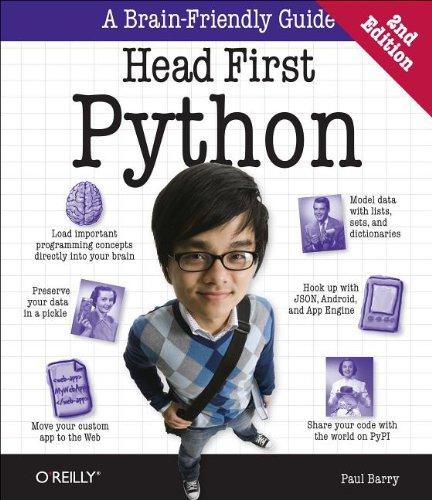 9781449358754: Head First Python