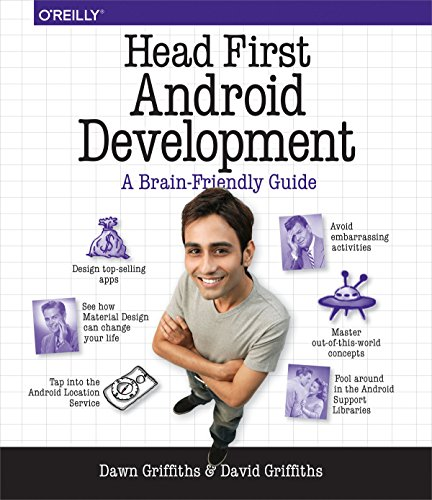 9781449362188: Head First Android Development: A Brain-Friendly Guide
