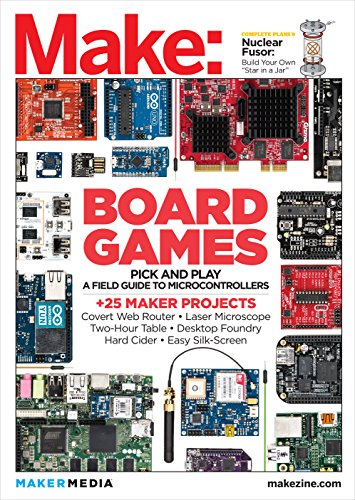 Make: Technology on Your Time Volume 36: All About Boards